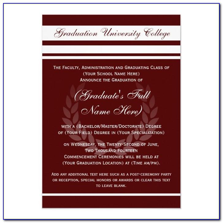Formal Invitation Maker Free