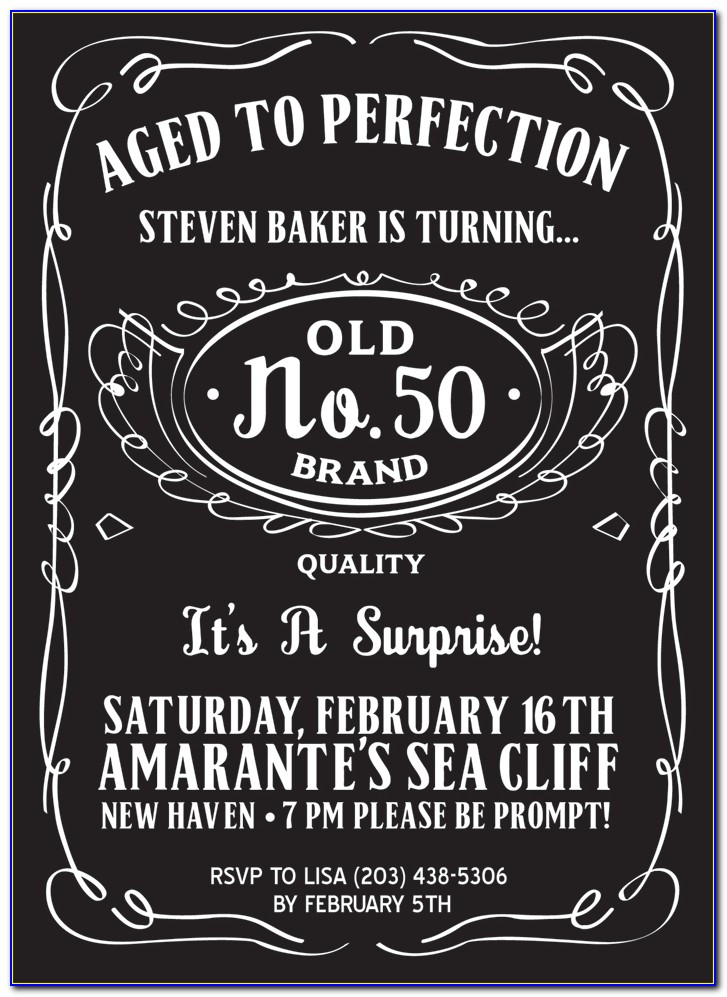 Free 50 Th Anniversary Flyer Templates