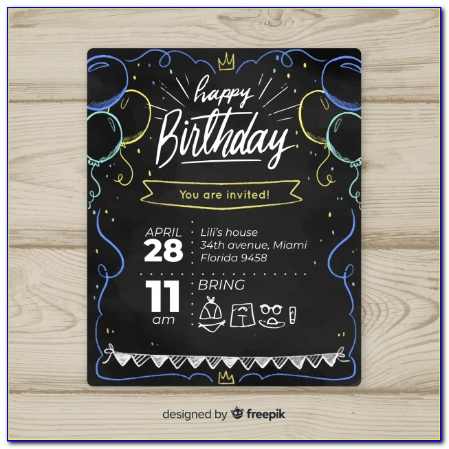 Free Birthday Gift Certificate Printable
