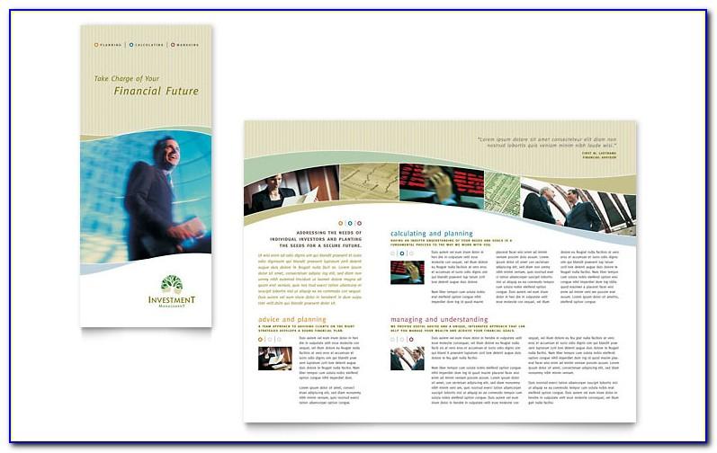Free Brochure Design Templates Psd