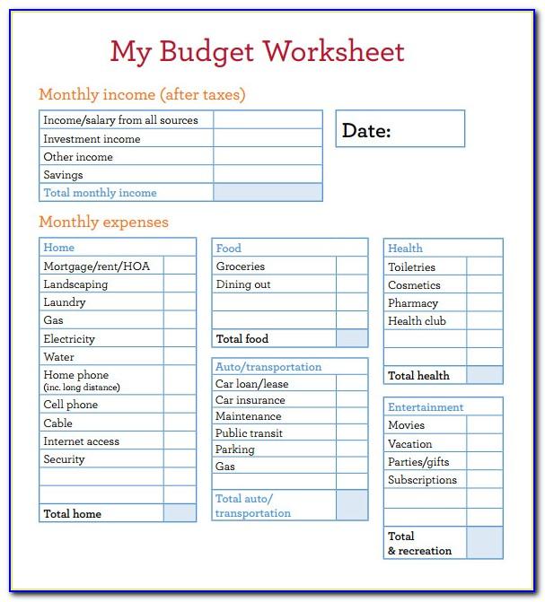 Free Budget Presentation Templates