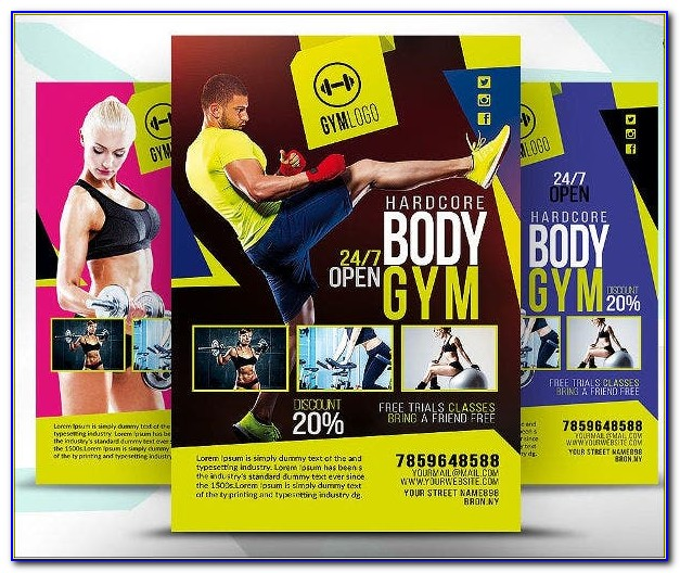 Group Fitness Instructor Contract Template