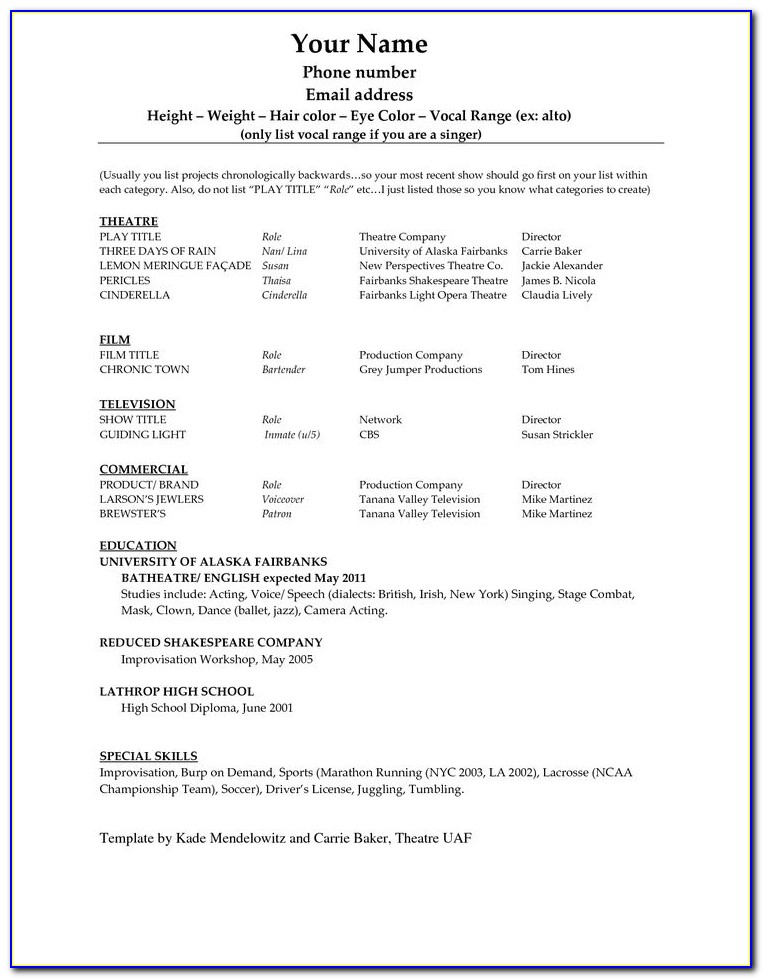 How Do I Find Resume Templates On Microsoft Word 2010