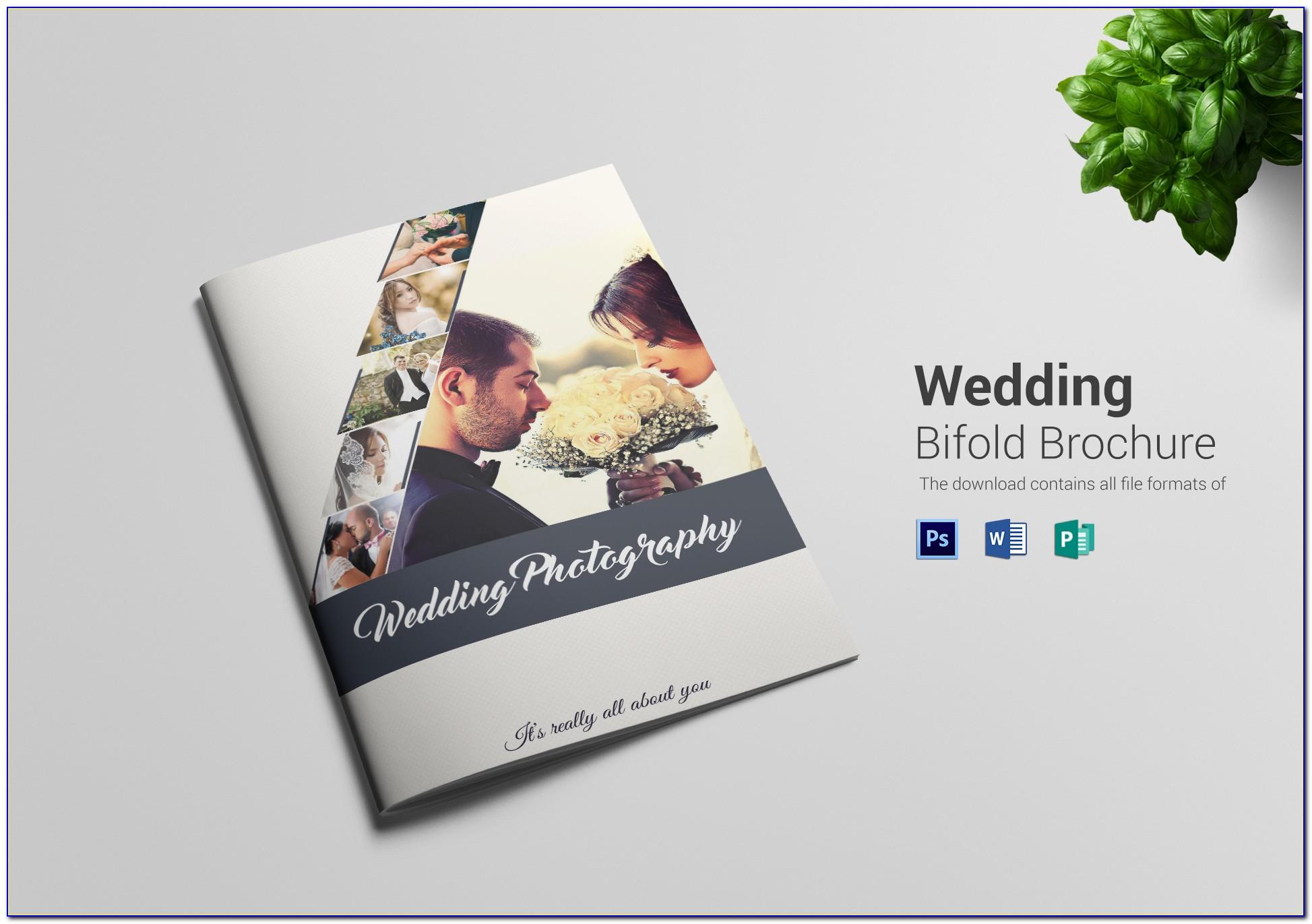 Trifold Brochure Templates Psd