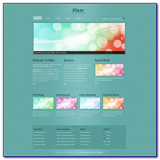 Adobe Dreamweaver Cs6 Website Templates