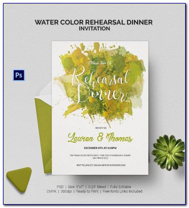 Dinner Invitation Email Samples