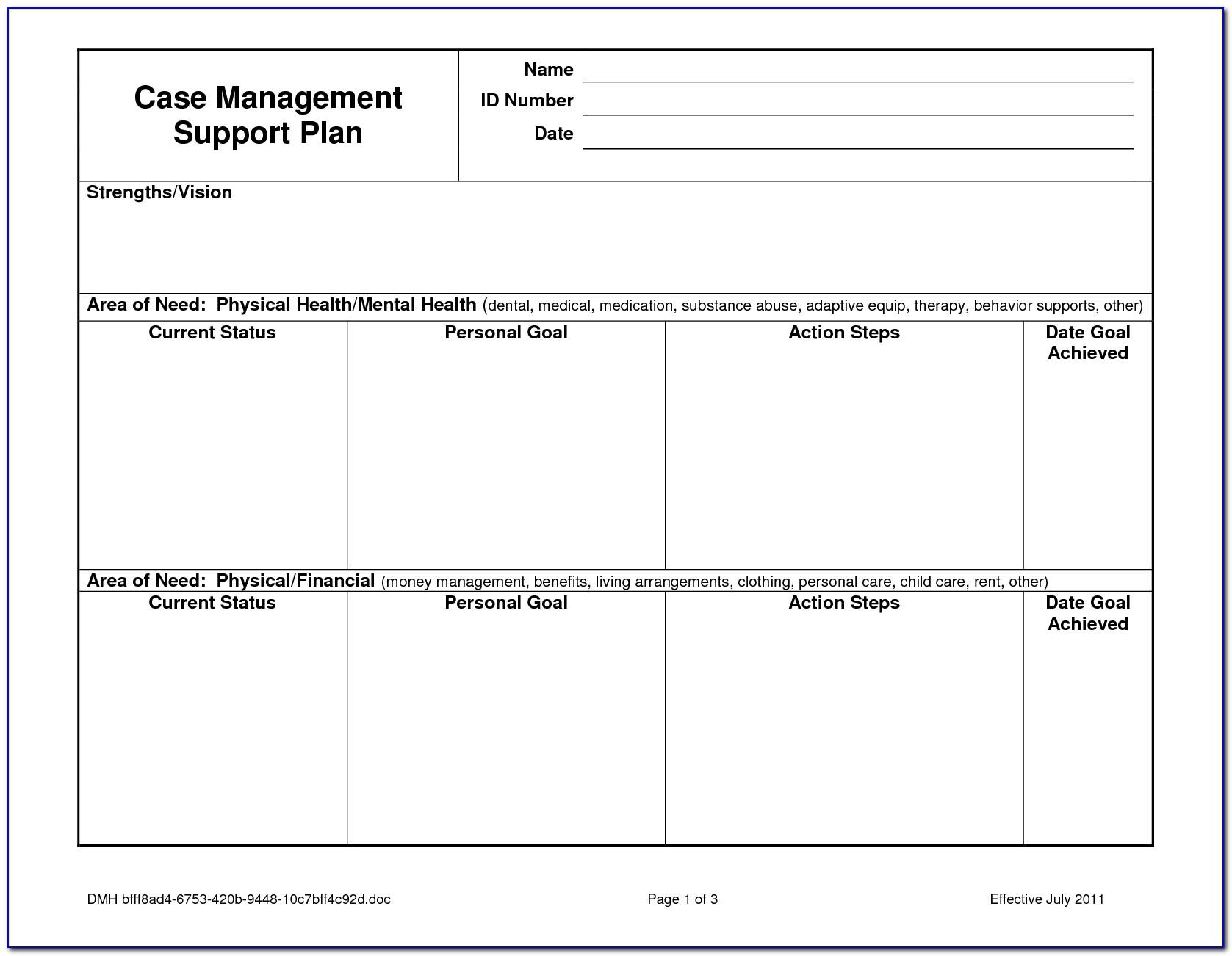 Disaster Preparedness Plan Sample