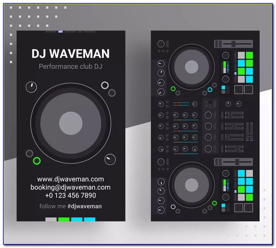 Dj Event Flyer Templates Free