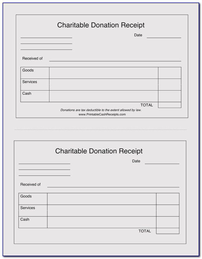 Donation Letter Template Thank You