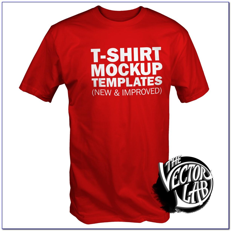 Download Mockup T Shirt Front Back Psd