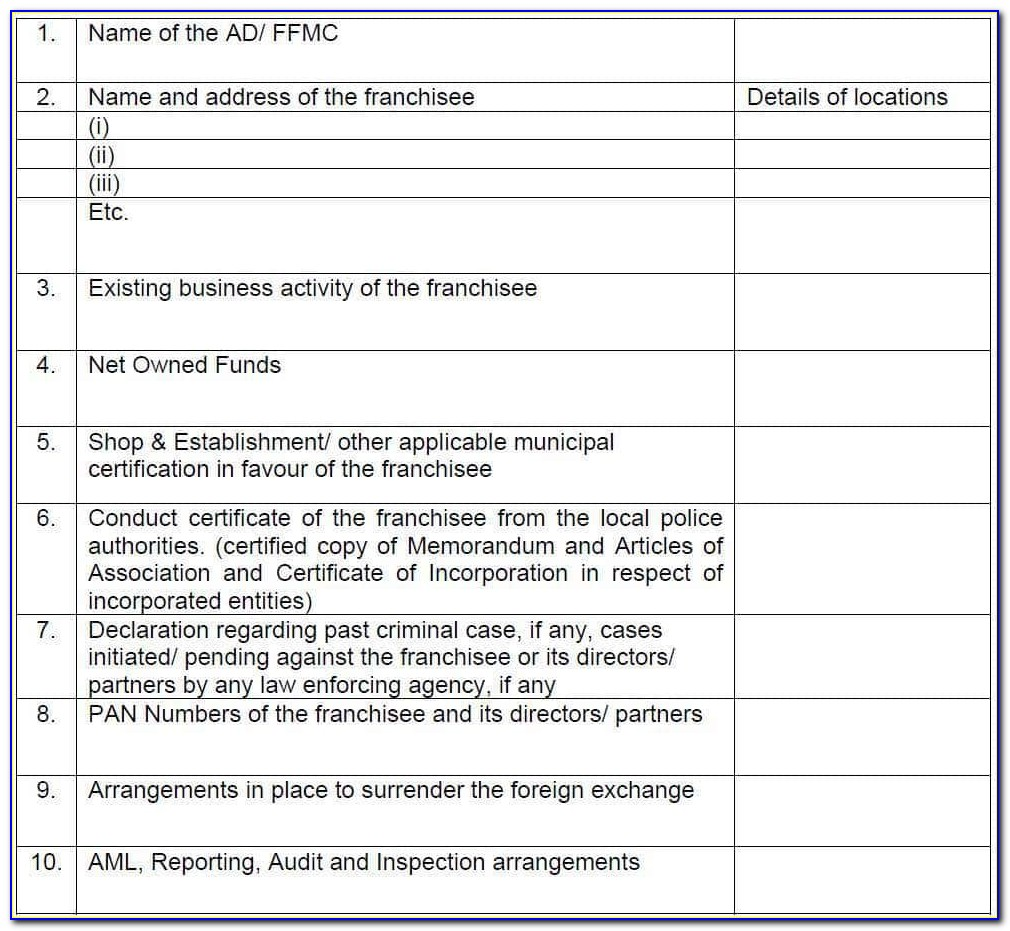 Due Diligence Report Sample Structure