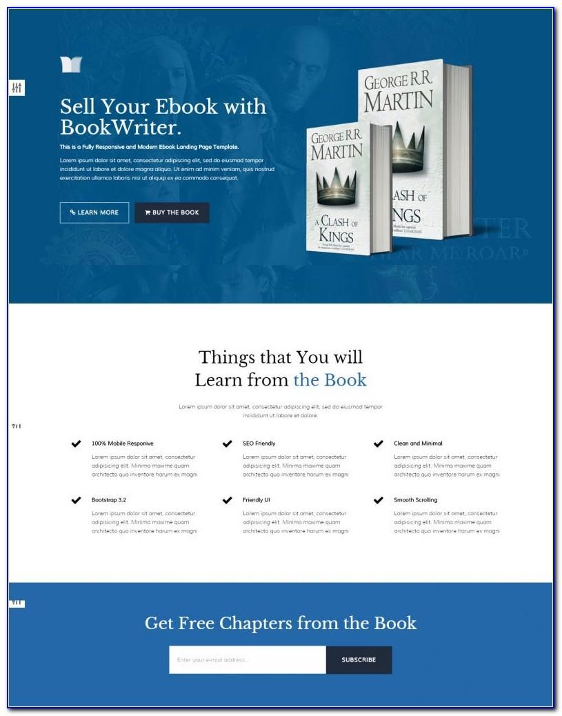 Ebook Powerpoint Design Templates