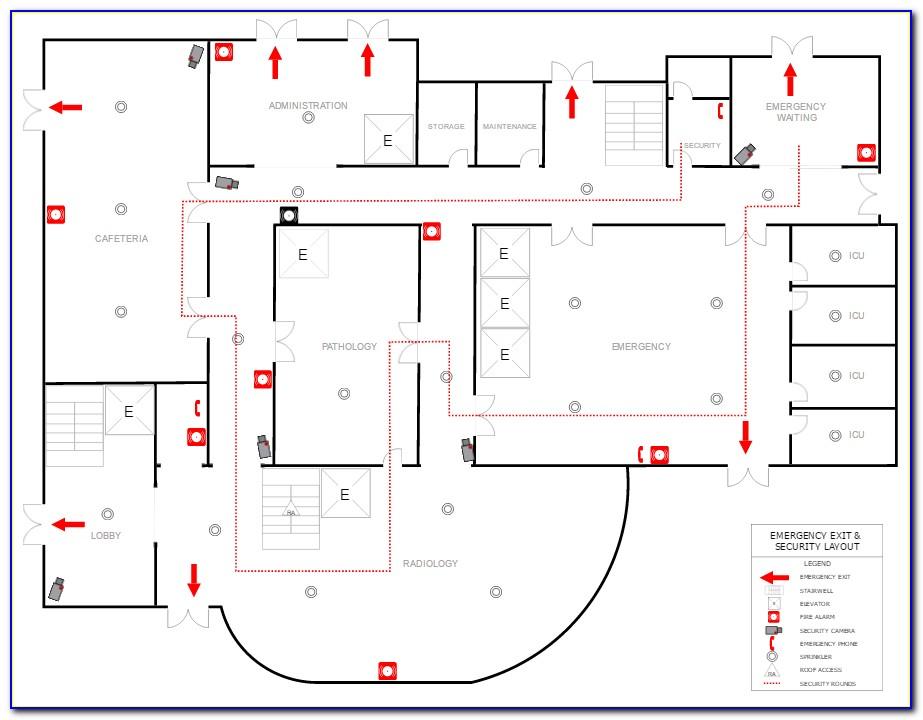 Emergency Evacuation Plan Template Nsw