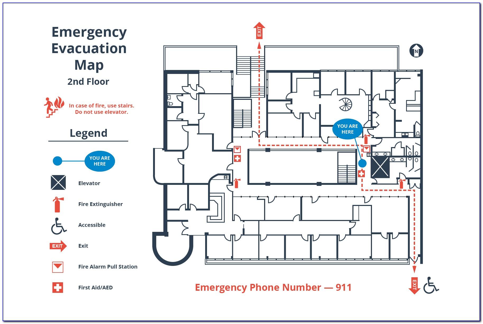 Emergency Evacuation Procedure Example