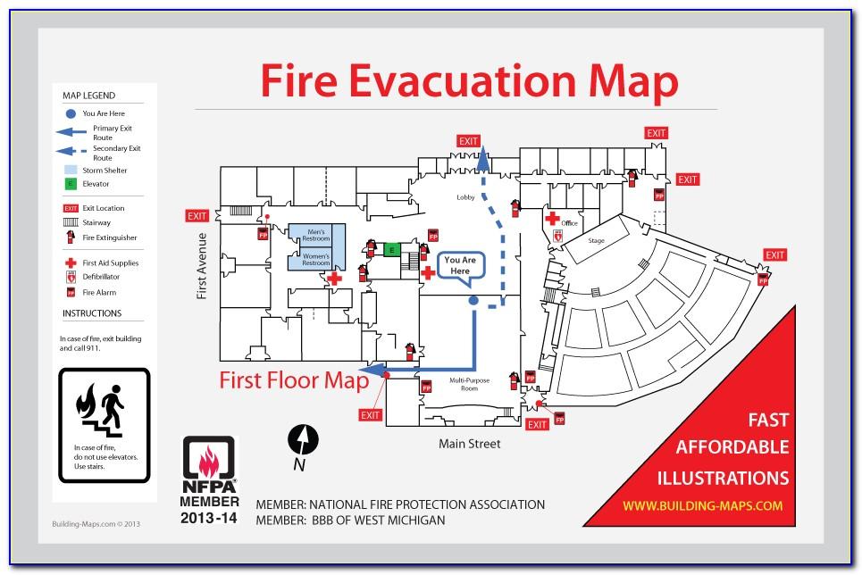 Emergency Evacuation Procedure Template