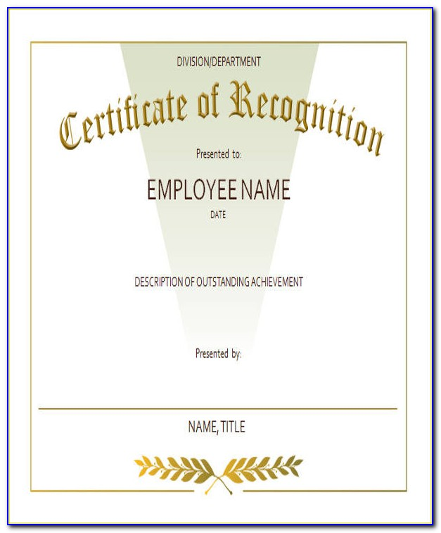 Employee Recognition Award Wording Examples