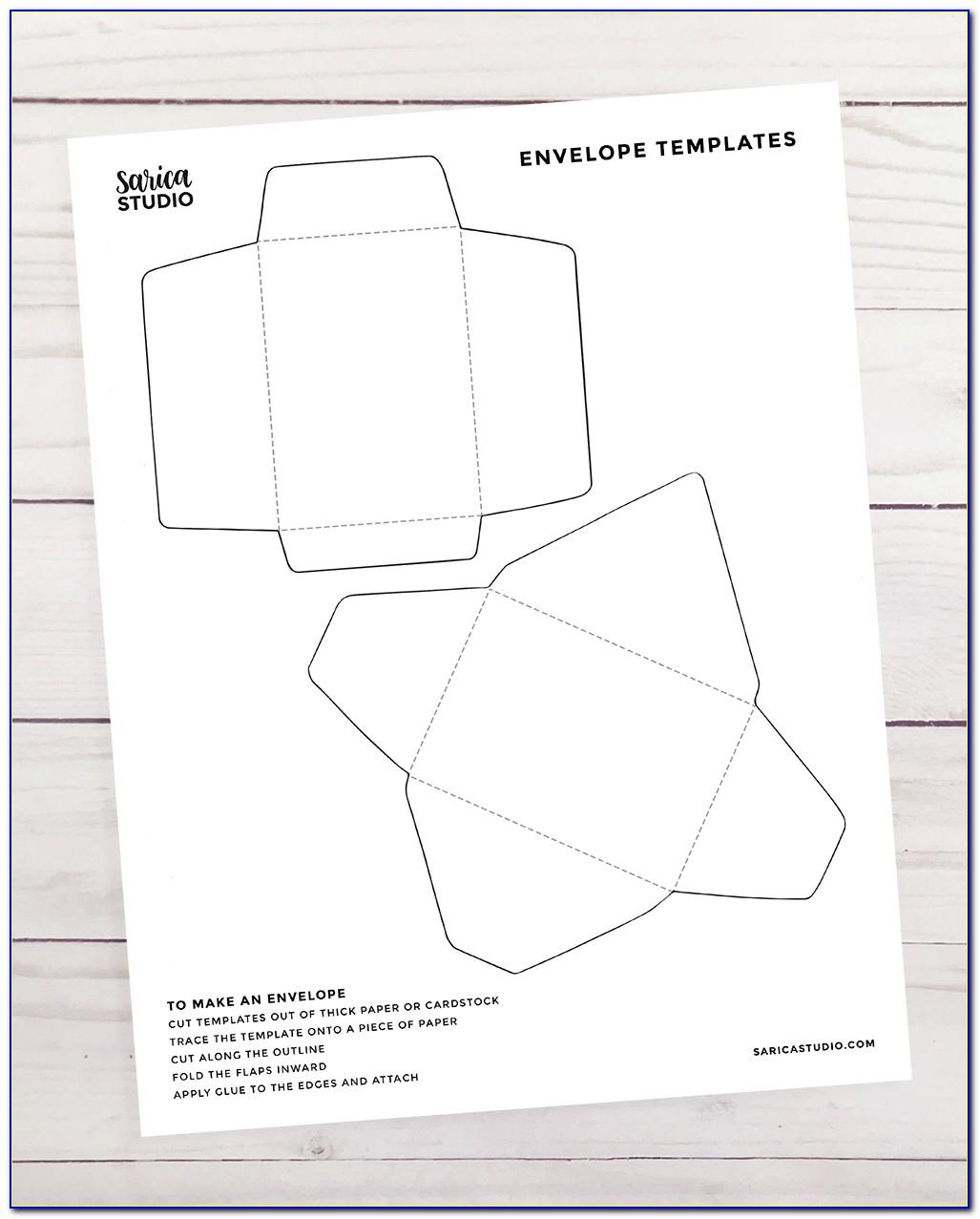 Envelope Labels Template Mac