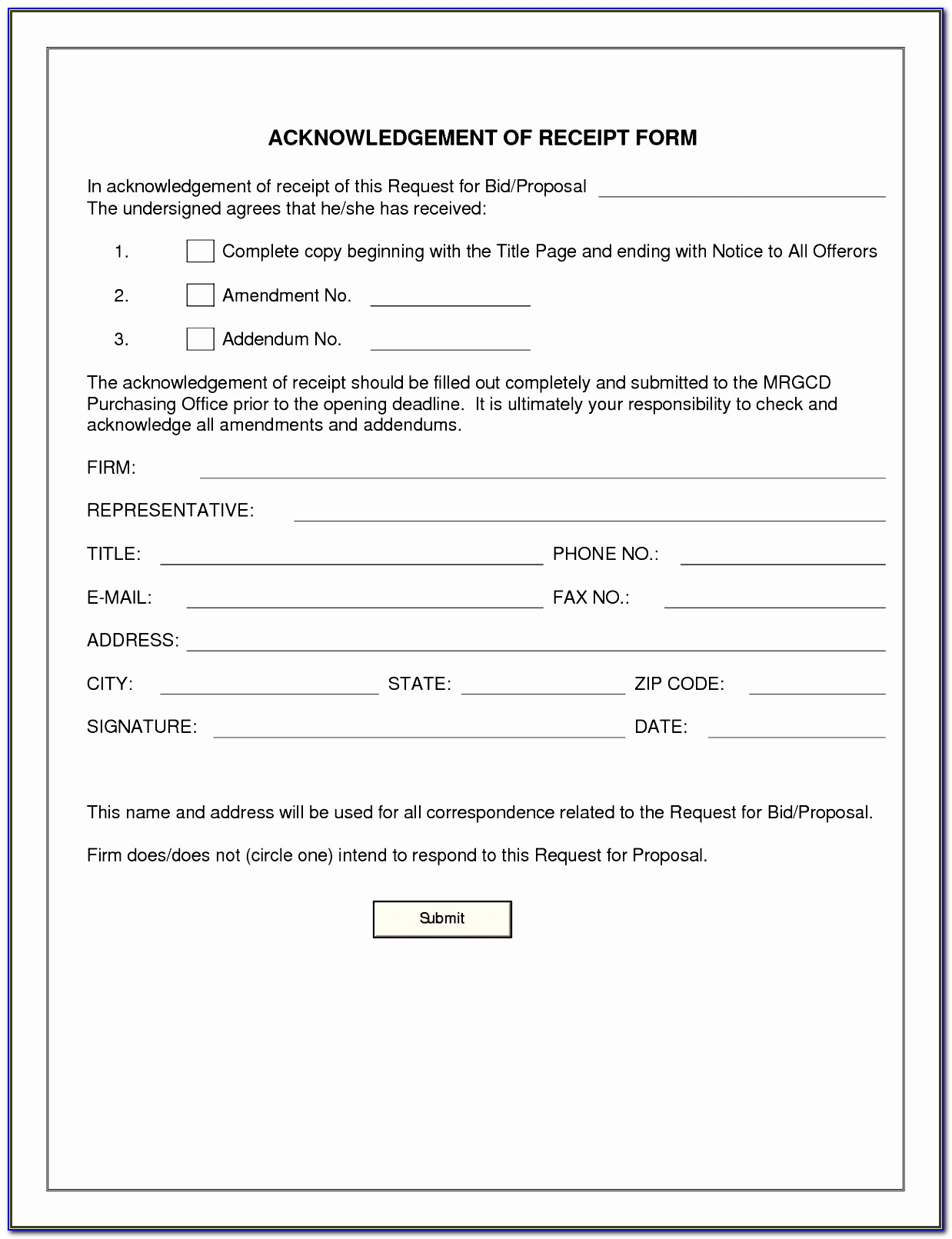 Eviction Notice Template Ga