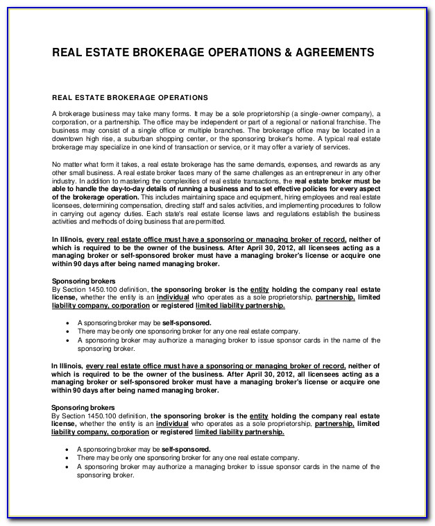 Recruitment Agency Contract Agreement