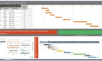Construction Work Schedule Excel Template