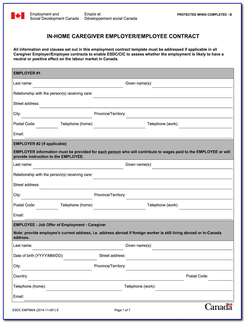 Contractor Agreement Template Free South Africa