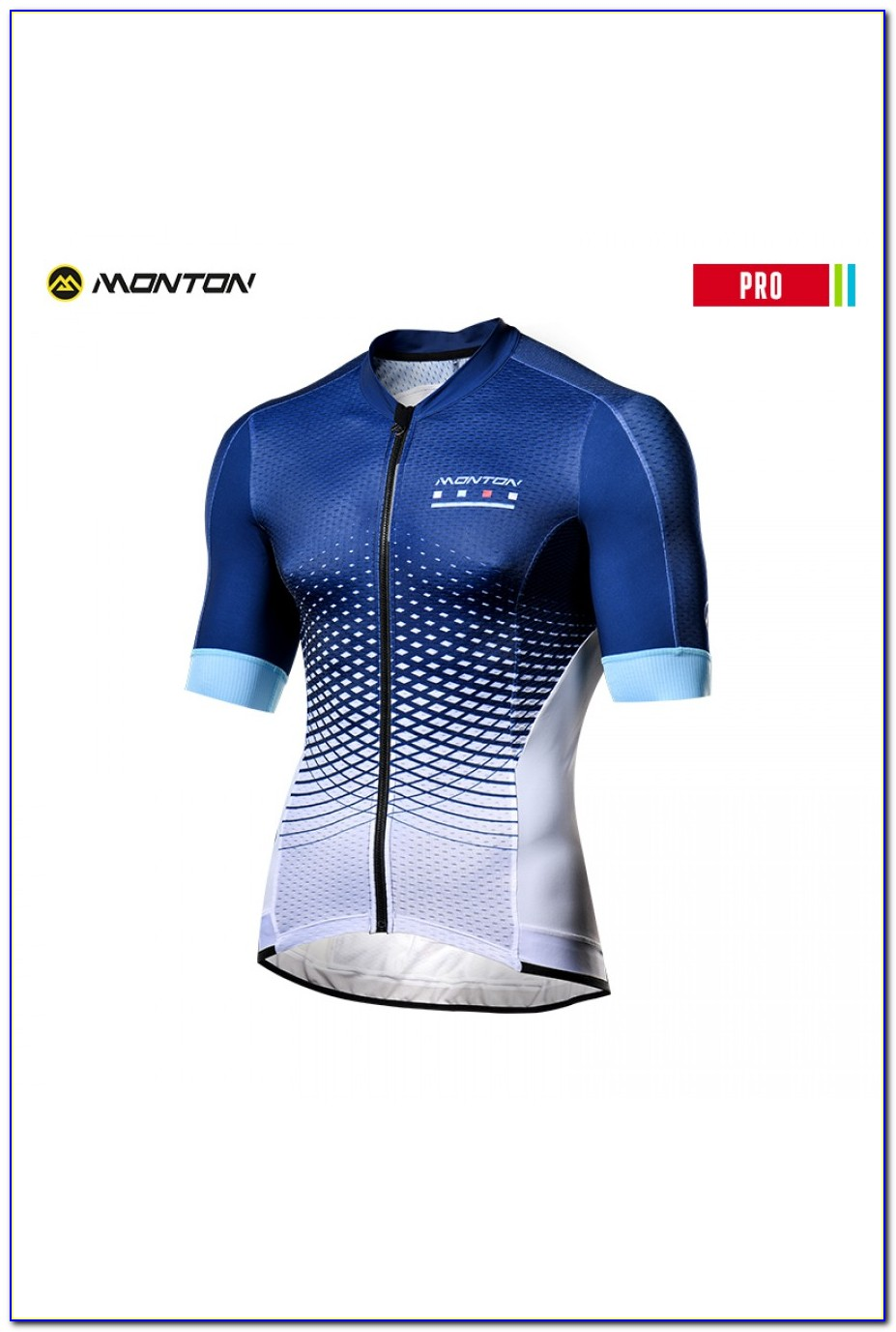 Cycling Clothing Design Template