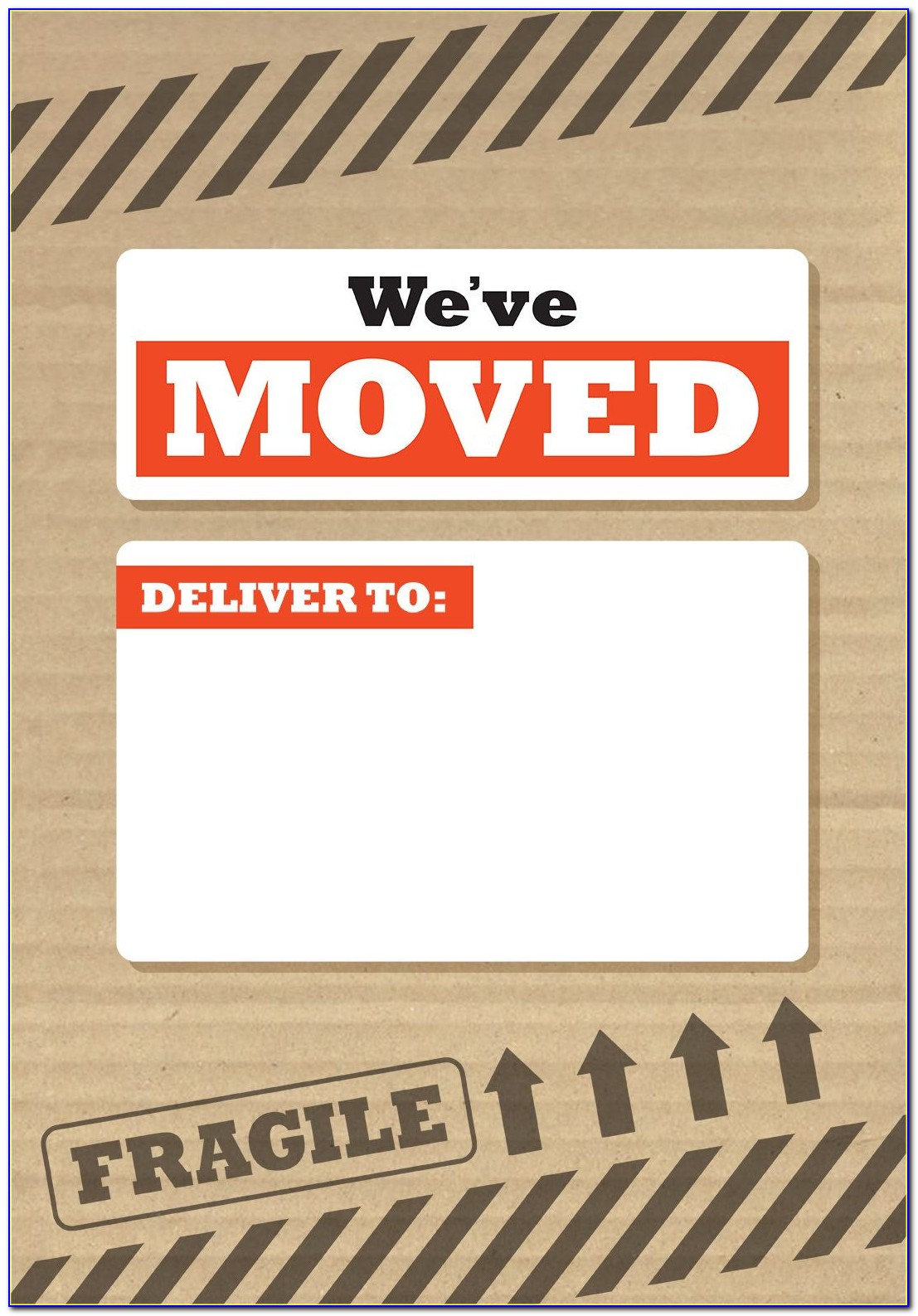 Business Relocation Announcement Letter