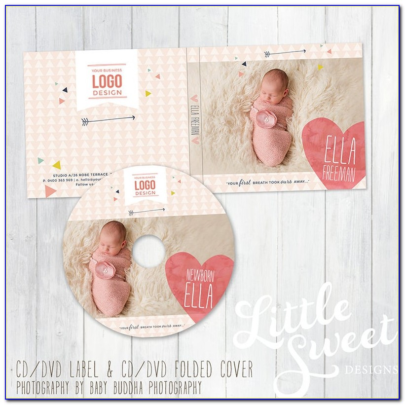 Cd Cover Template For Microsoft Word
