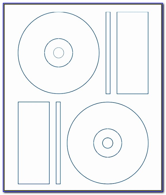 Cd Cover Template Mac Pages