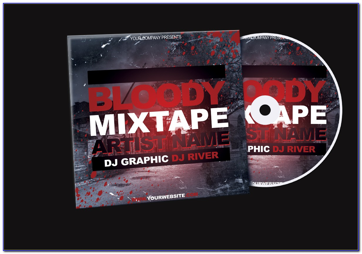 Cd Cover Template Microsoft Publisher