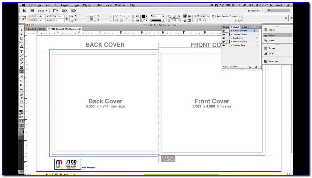 Cd Label Template For Publisher