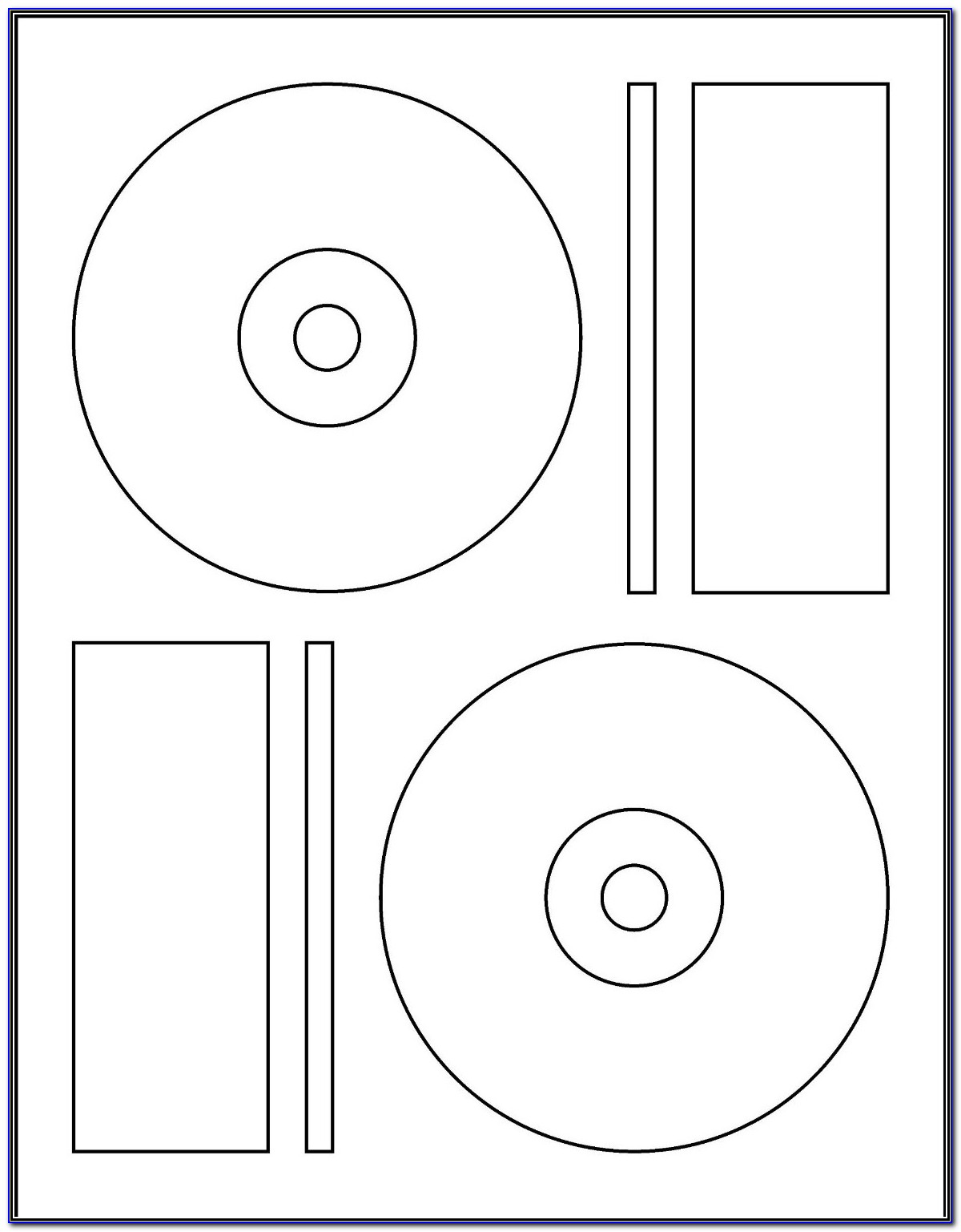 Free Cd Cover Template For Mac Download