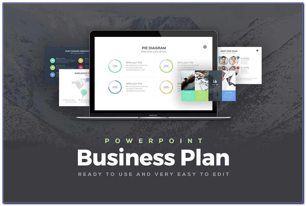 Sample Business Plan Powerpoint Presentation Travel Agency