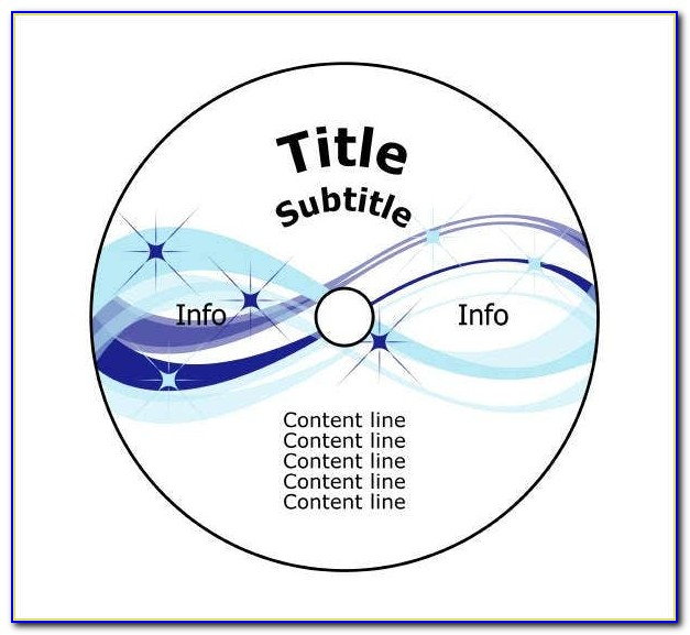 Word Cd Label Template Avery 5931