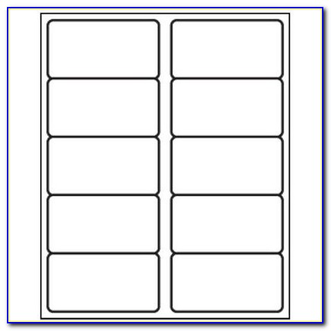 Avery 5163 Label Template For Microsoft Word