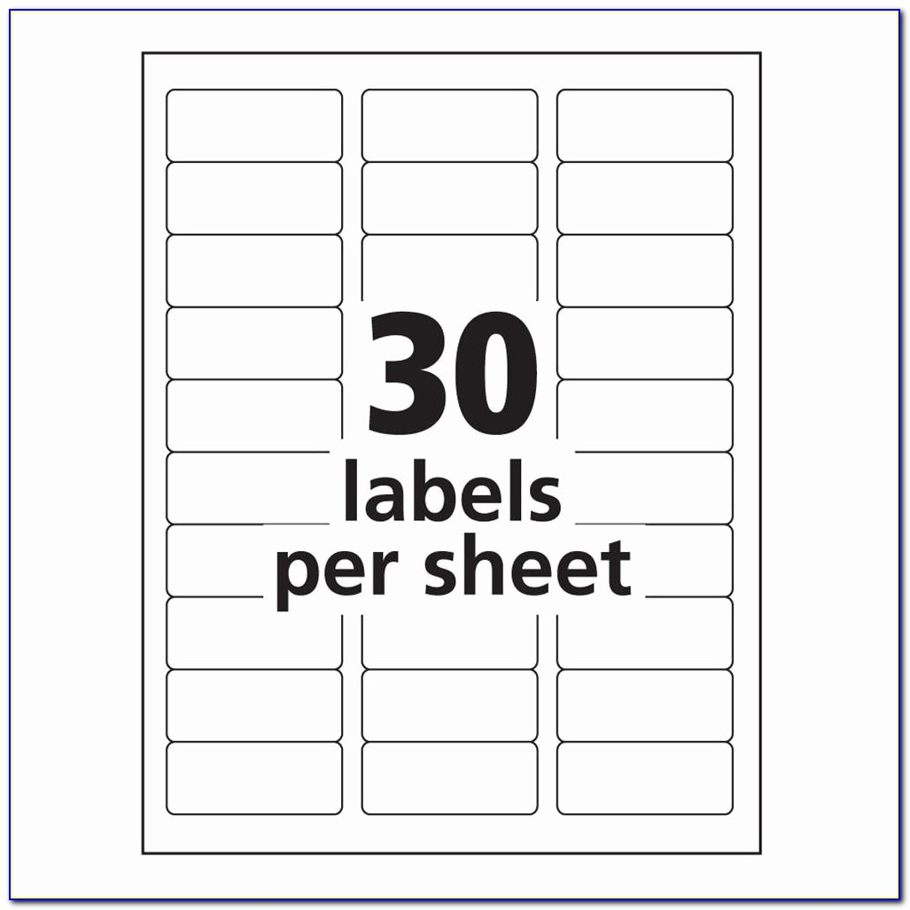 Avery Label Template 5195 Microsoft Word