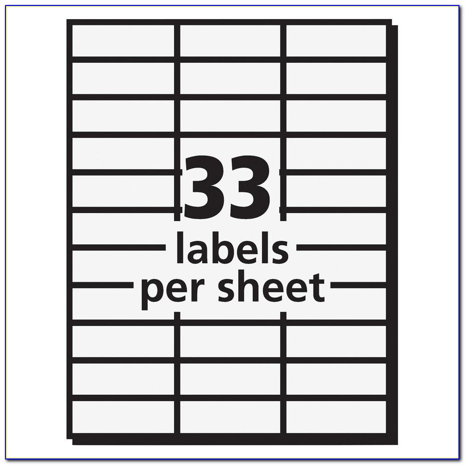 Avery Label Templates For Microsoft Word 2007