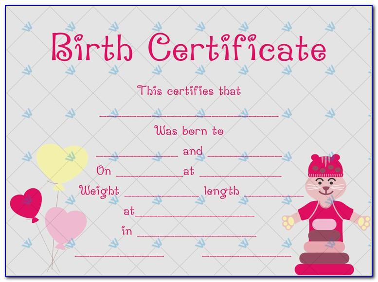 Award Certificate Template Powerpoint