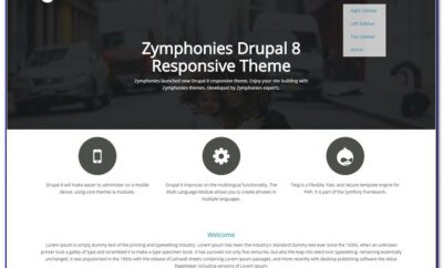 Best Responsive Drupal 7 Themes