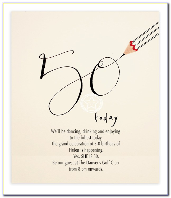 Birthday Invitation Reply Message Sample
