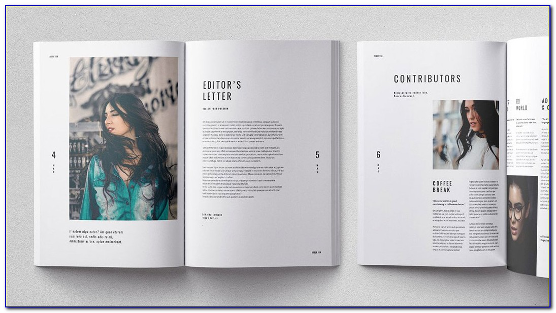 Book Cover Template Indd