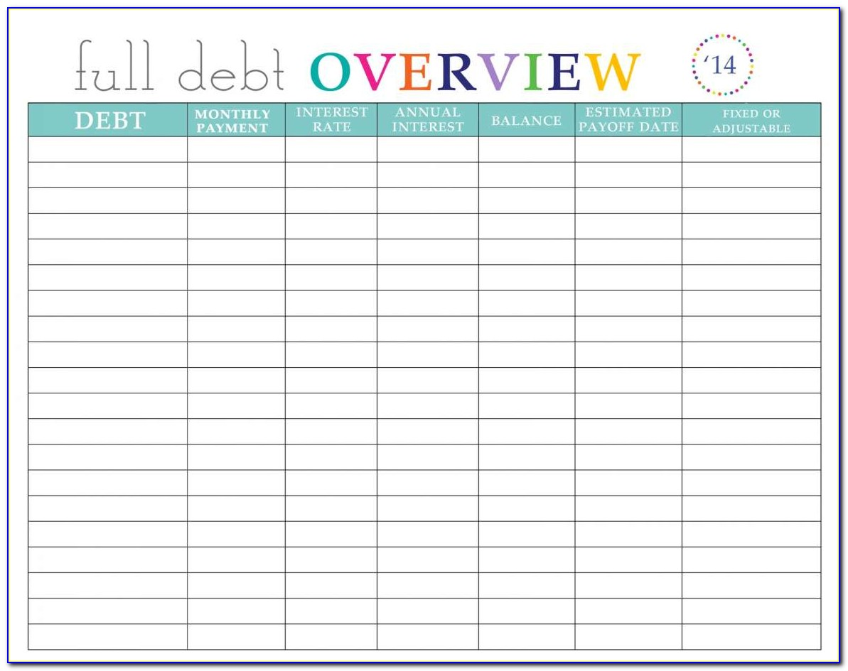 Bookkeeping Templates For Small Business Free