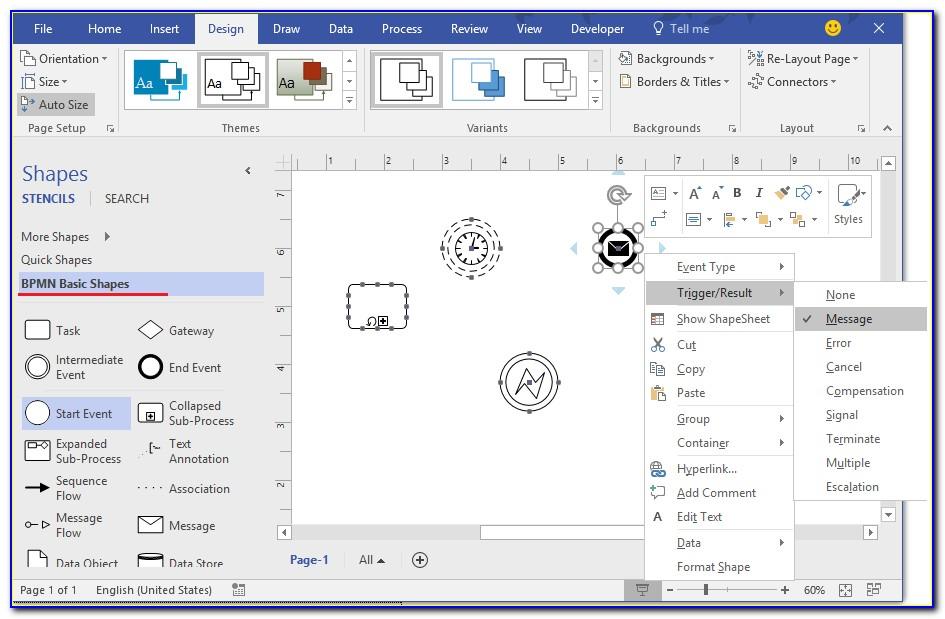 Bpmn 2.0 Visio Stencil Download