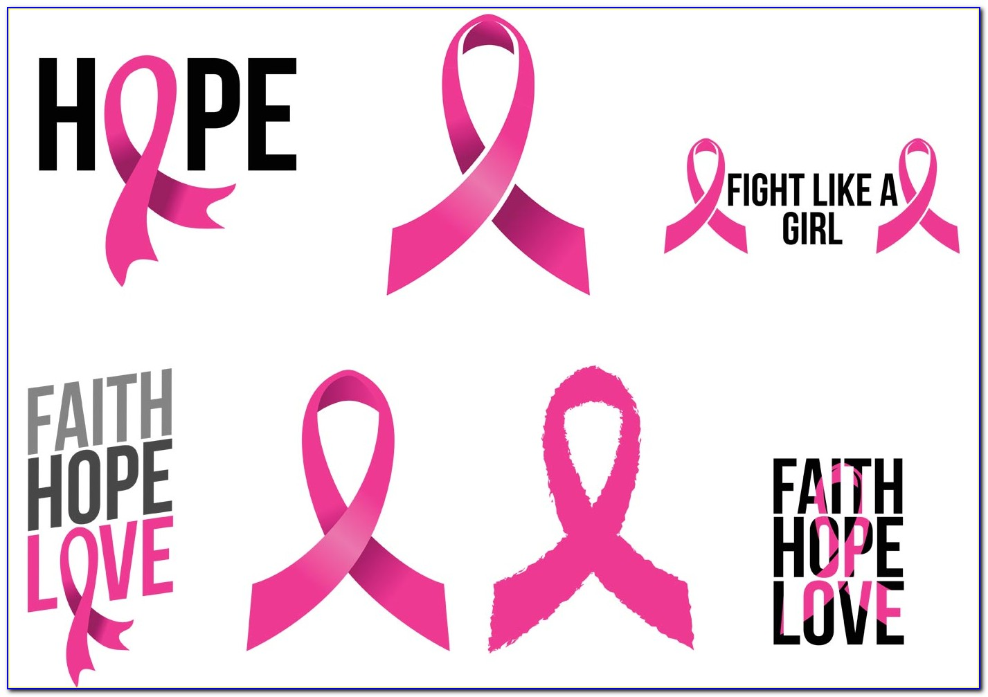 Breast Cancer Awareness Flyer Template Free