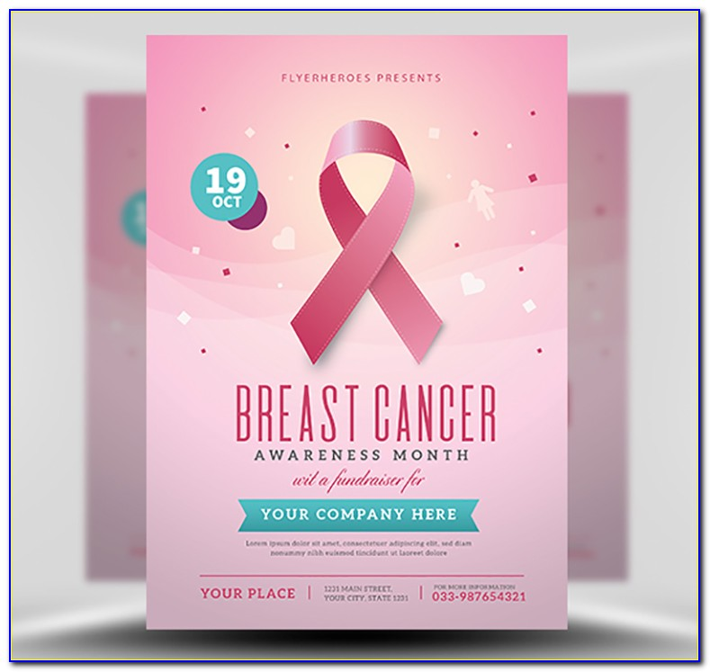 Breast Cancer Awareness Month Powerpoint Template