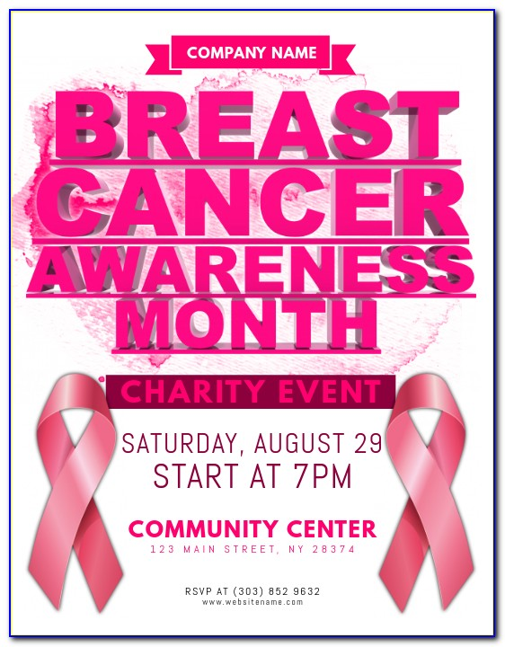 Breast Cancer Awareness Powerpoint Templates Free