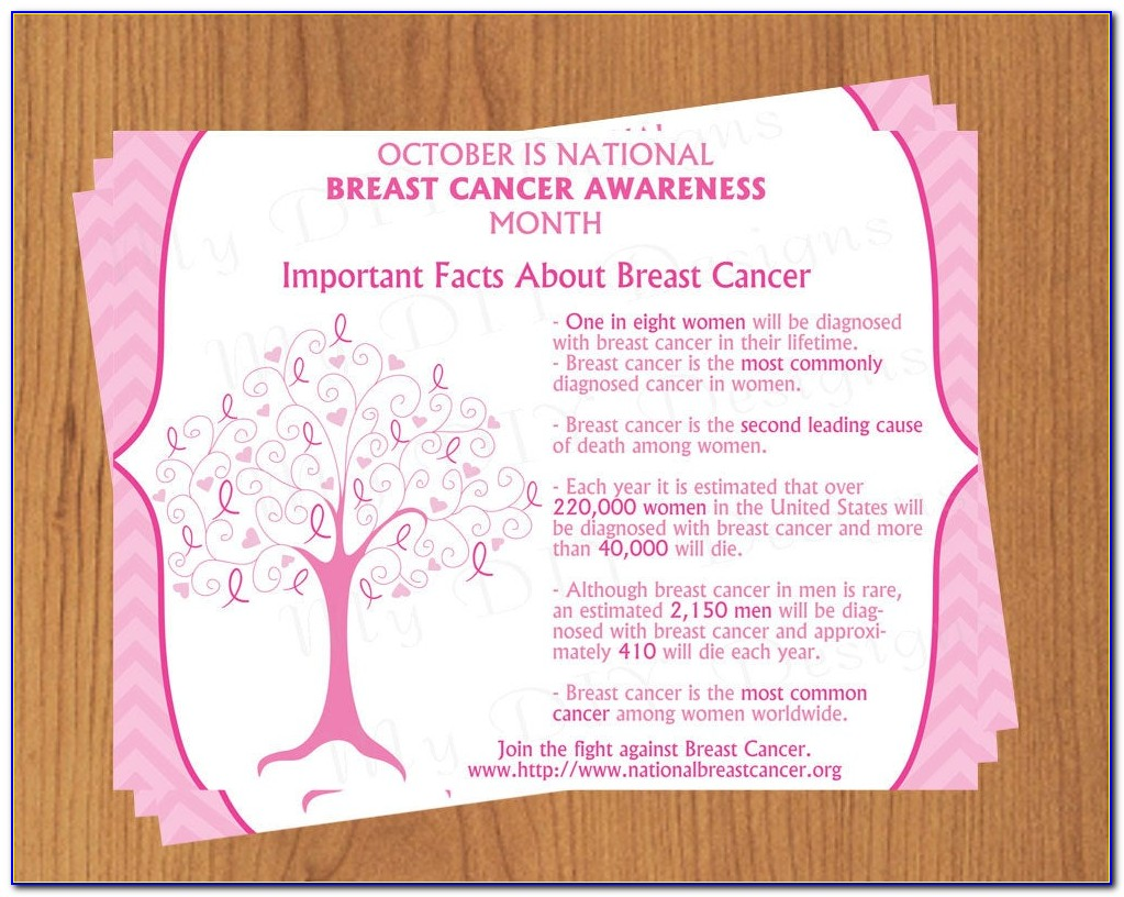 Breast Cancer Awareness Templates Free