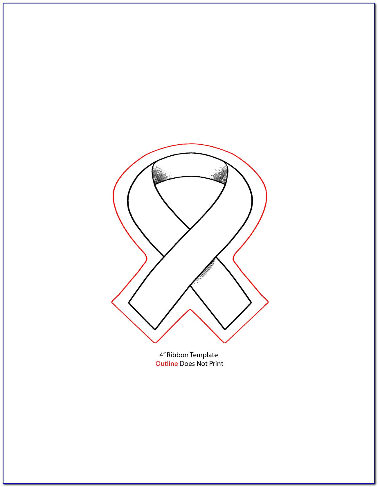 Breast Cancer Brochure Template
