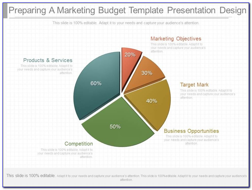 Free Budget Templates For Small Business