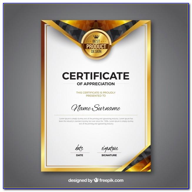 Free Family Reunion Awards Certificates Templates